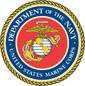 Dept. of the Navy Marines LOGO