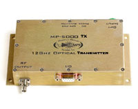 Ultra-Wide Band 12 GHz RF/Fiber Optic Transmitter